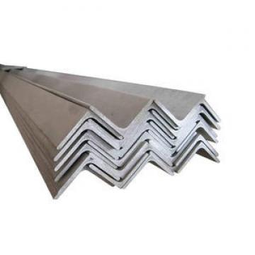 Hot rolled equal or unequal types of angle steel bar per ton price