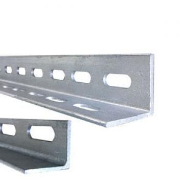 galvanized angle steel/ punching angle steel bar/hot dipped galvanized slotted angle