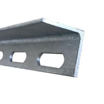 ASME 316L and 304 Slotted steel angle bar