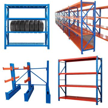 industrial warehouse steel rack heavy duty shelving for mezzanine rack shelf shelves