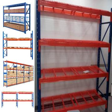 light duty 4 layer storage rack for warehouse cold rolled steel shelves