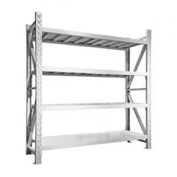 Guangdong Industrial Iron Racks Storage Shelf Medium Duty Garage Warehouse Shelving Units