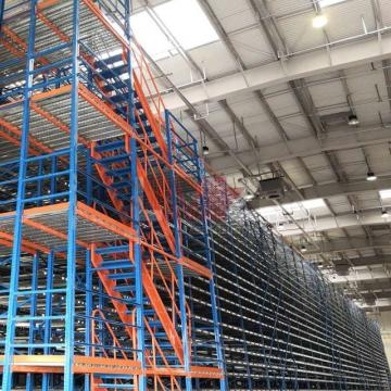 Injection mould & die storage rack roll-out shelving racks for injection molds and dies