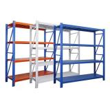 LIJIN Light storage metal shelf industrial adjustable warehouse shelving