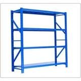 Cosmetics finished products and raw materials storage pallet rack